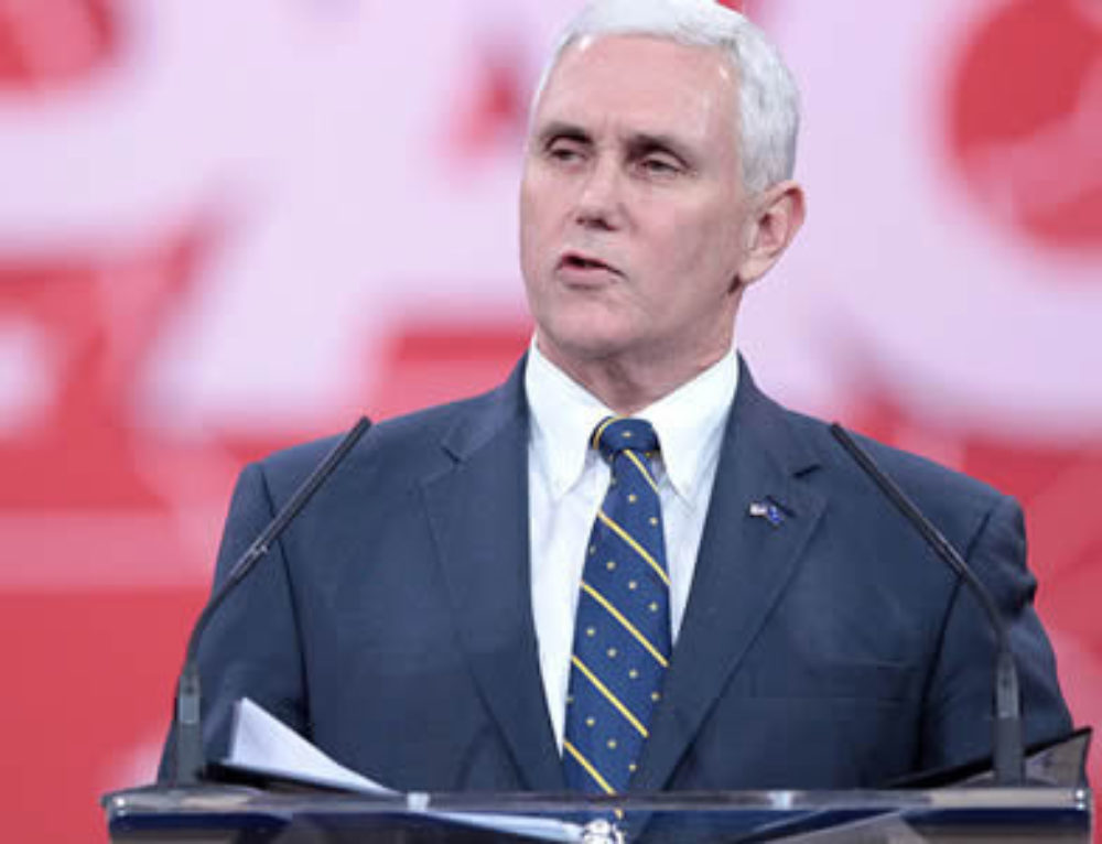Pence Brags About 'Promises Made and Promises Kept' — and LGBT Advocates Agree