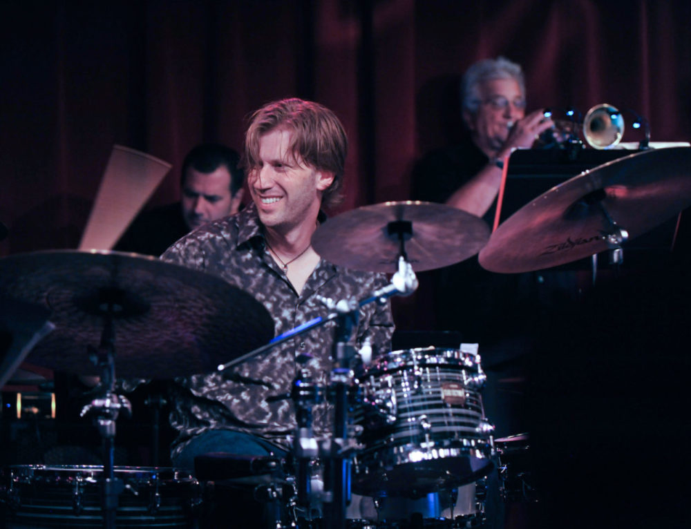 Tommy Igoe Joins The Birdland All-Stars at The Wharton Center