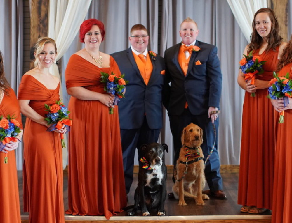 Couples Say 'I Do' With Their Fur Babies