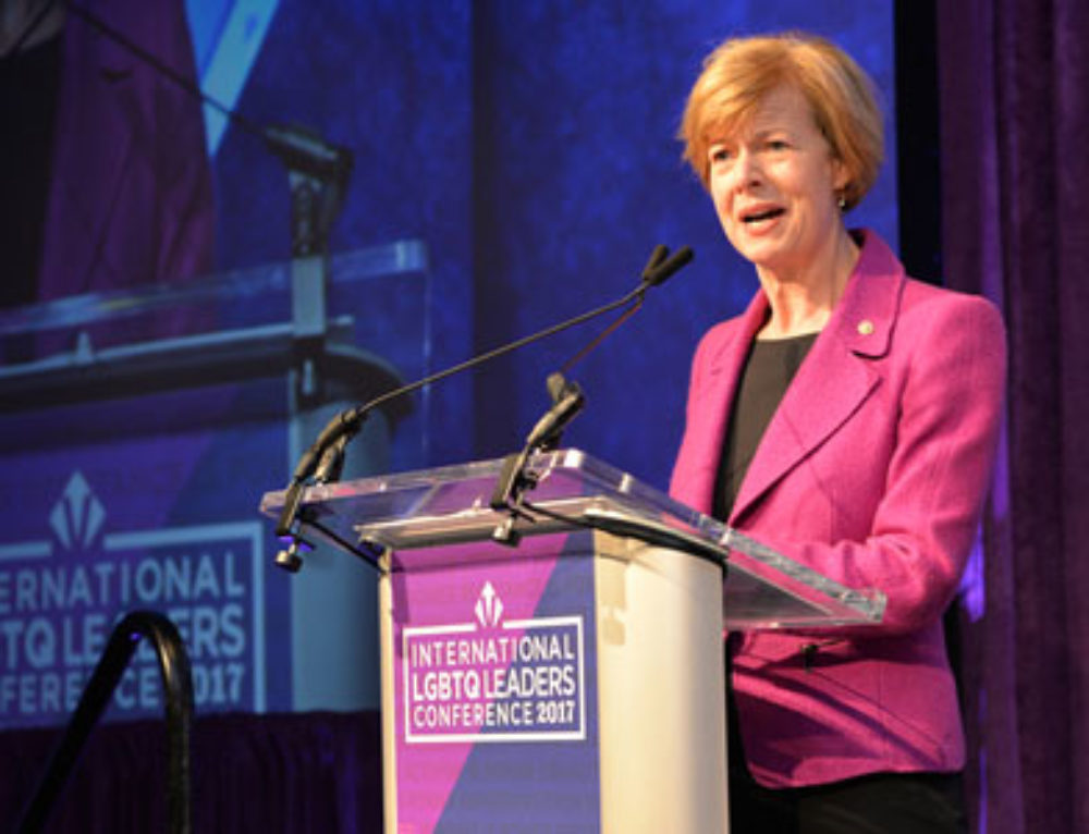 Pride Fund Endorses Tammy Baldwin for Re-Election