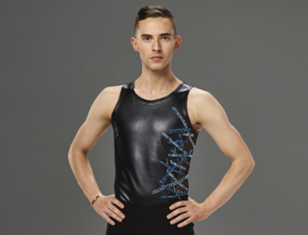 Q&A: Adam Rippon on Finding His Gay Power, What Inspires His Costume Design ('Sex Stuff') & His Post-Olympics Clapback For Guys Who Once Ghosted Him