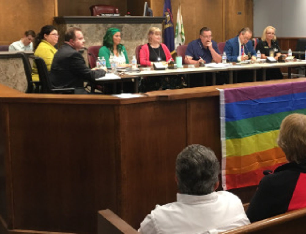City of Hazel Park Proclaims June Pride Month