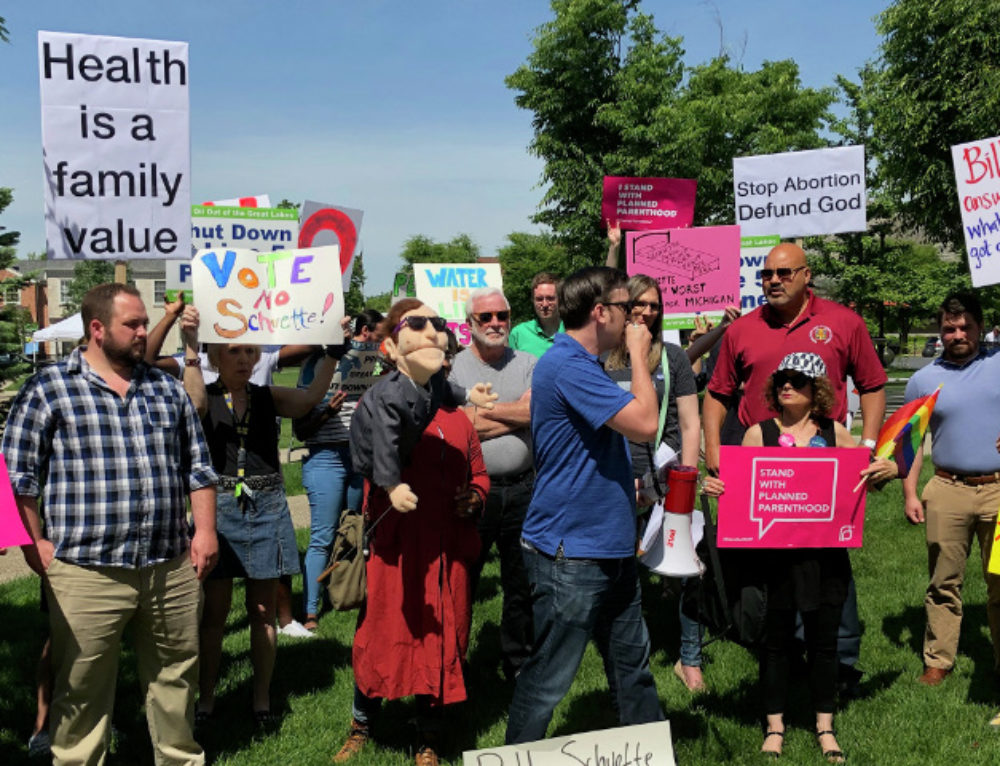 Planned Parenthood of Michigan Takes Stand Against Title X Gag Rule