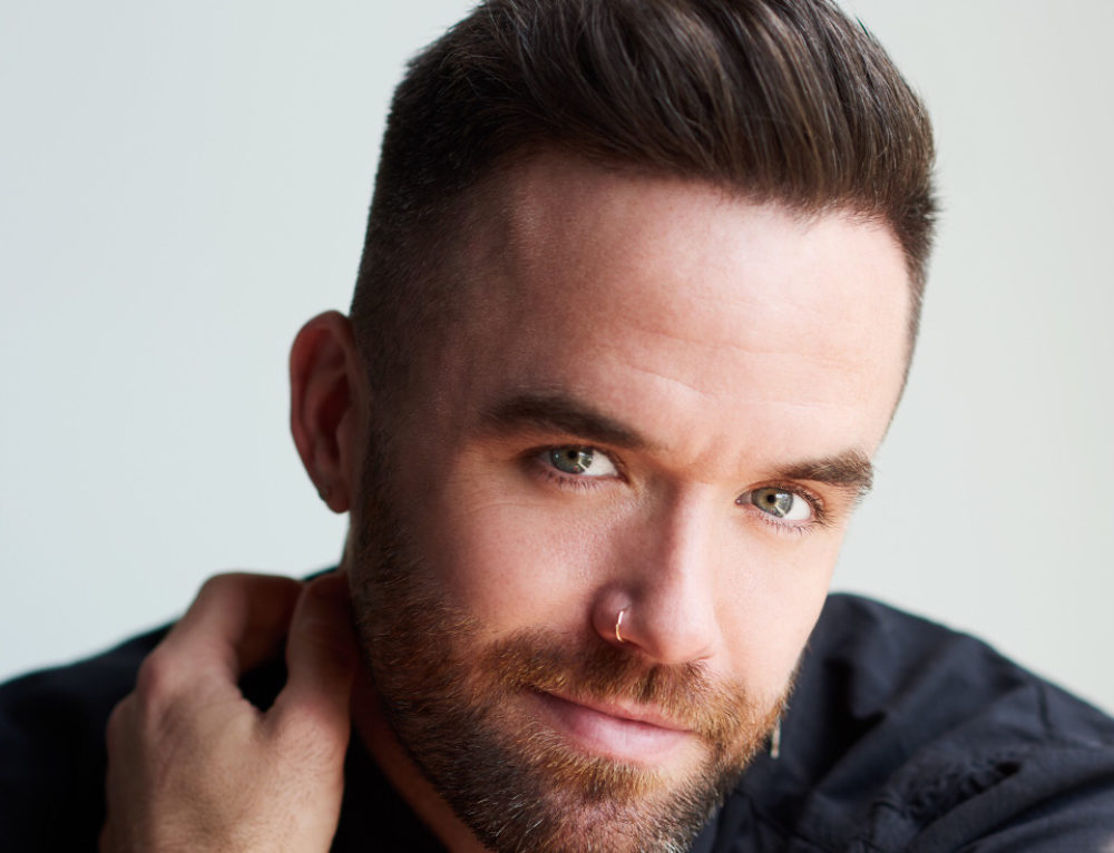 Ann Arbor Pride New Headliner Announcement: Brian Justin Crum