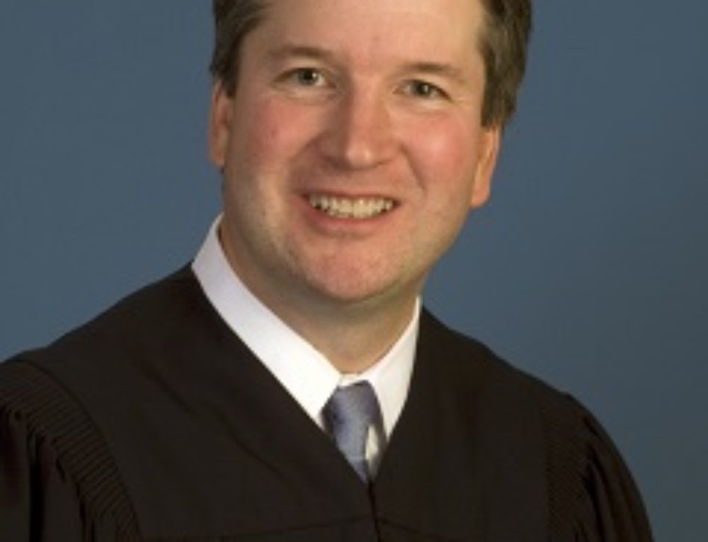 Creep of the Week: Brett Kavanaugh