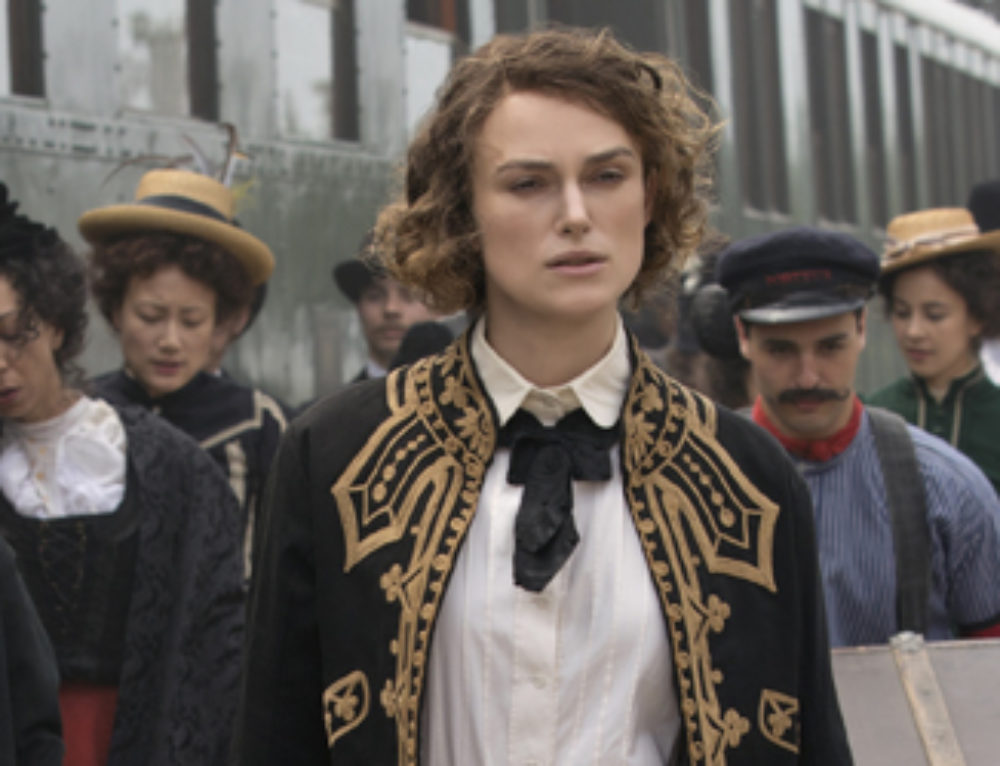 Q&A: Keira Knightley on Gay Directors, a Lesbian Sequel to 'Bend It Like Beckham' and Her Drag-Inspired Sugar Plum Fairy