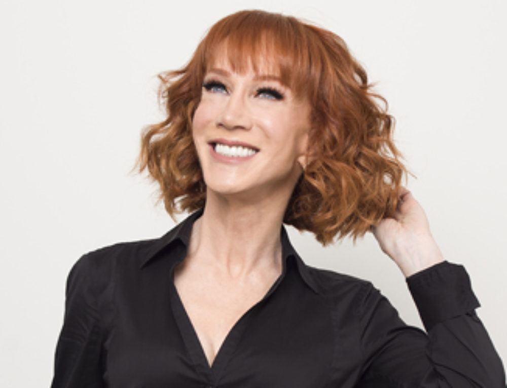 A Star Is Reborn: Kathy Griffin Talks Trump (Obviously) – But Also, Gaga, Aretha and Cher