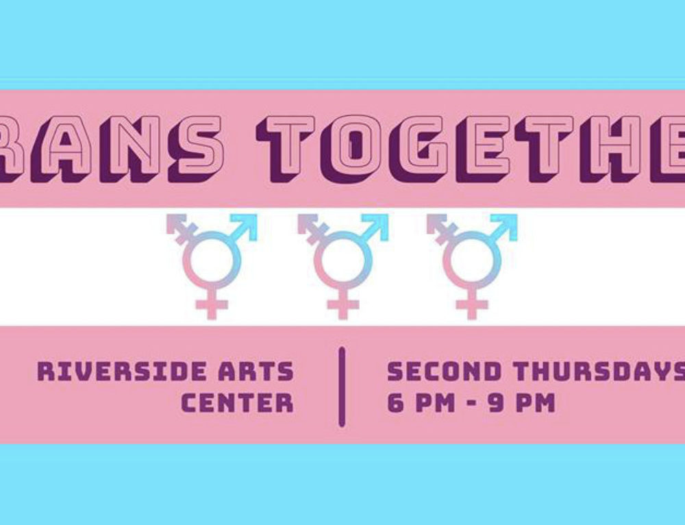 Trans Together Offers Monthly Social Space