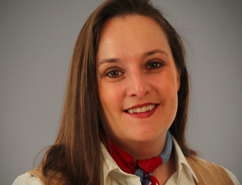 Jerri Ann Henry First Woman Ever Named as Log Cabin Executive Director