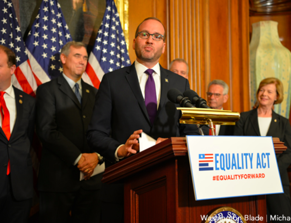 Chad Griffin Steps Down as Human Rights Campaign President