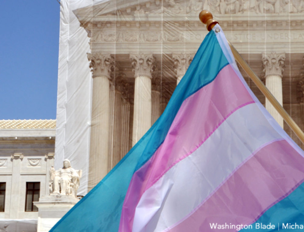Supreme Court Greenlights Trump's Transgender Military Ban