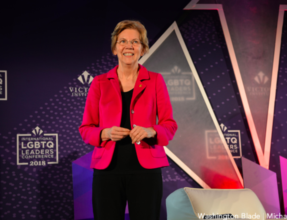 Warren's Newfound Support for Surgery for Trans Inmates Could Impact 2020 Race