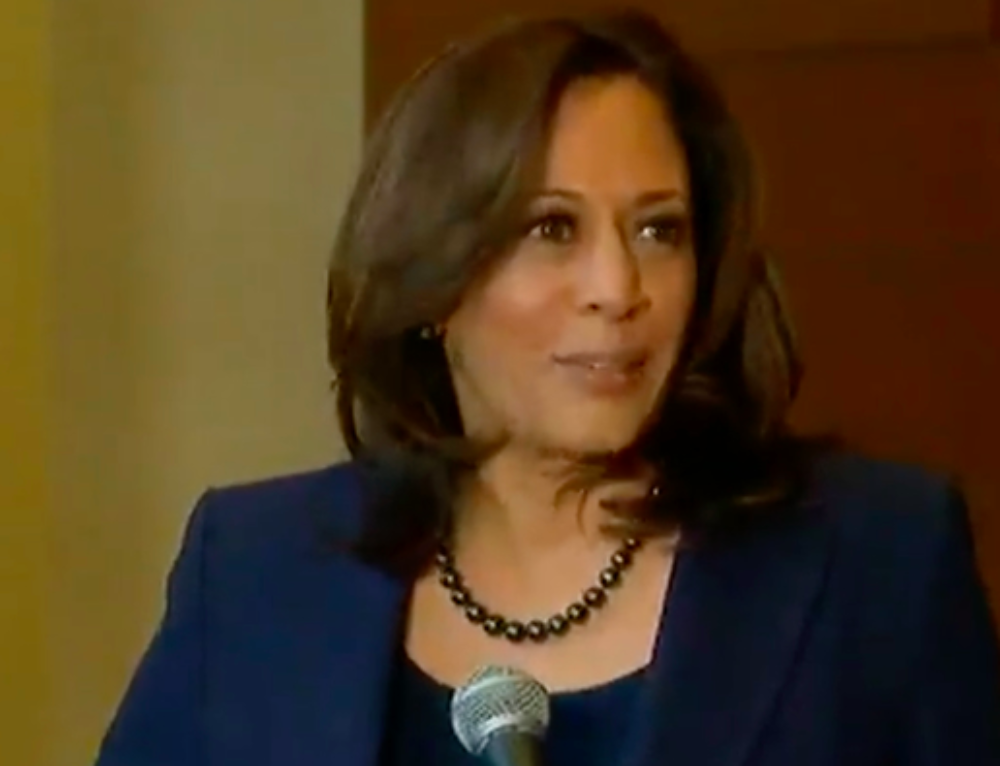 Harris Takes 'Full Responsibility' for Briefs Against Surgery for Trans Inmates