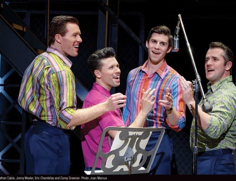 Jersey Boys at Music Hall Center – Win 2 Tickets!