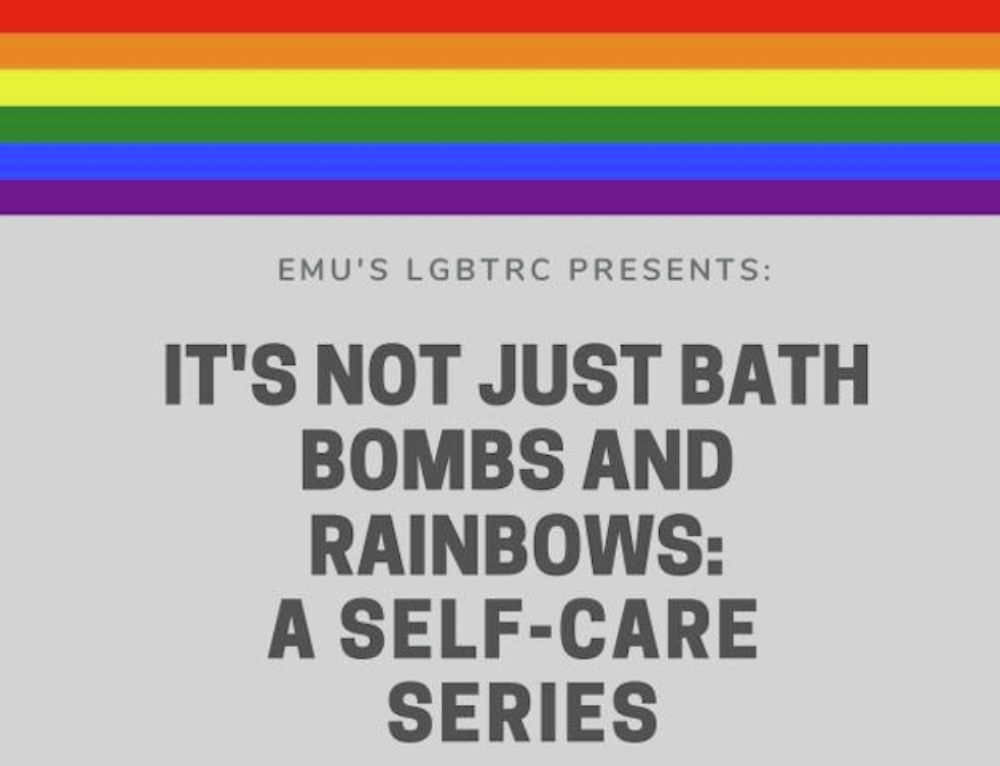 It's Not Just Bath Bombs and Rainbows: A Self-Care Series
