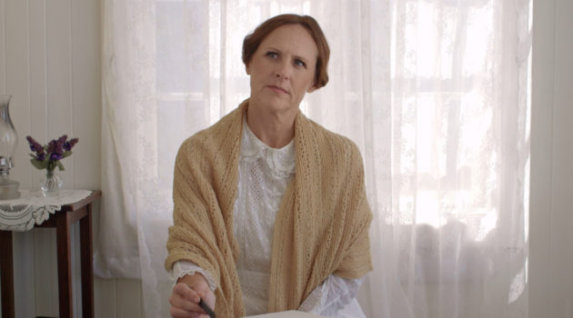 Q&A: Molly Shannon On Playing A Lesbian Emily Dickinson