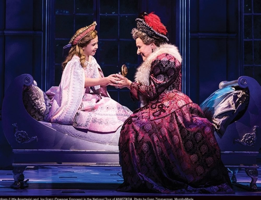 'Anastasia' at the Fisher Theatre – Enter to Win 2 Tickets!