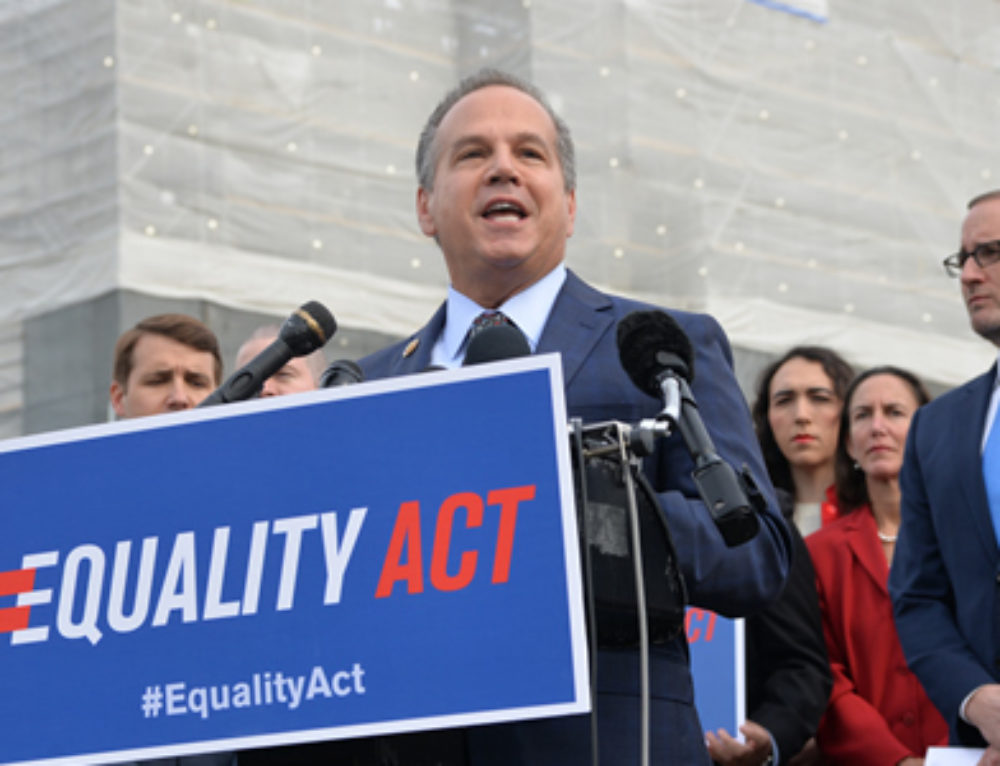 In first, House Approves Equality Act to Ban Anti-LGBT Discrimination