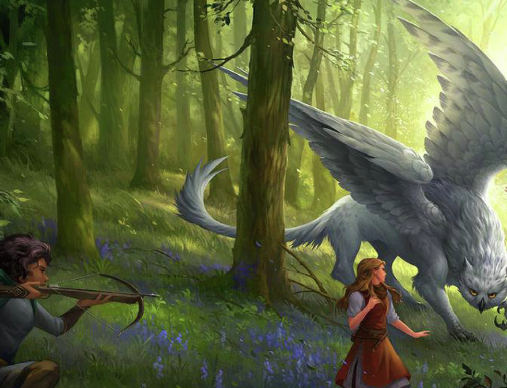 May LezRead: 'Of Gryphons and Other Monsters,' by Shannon McGee