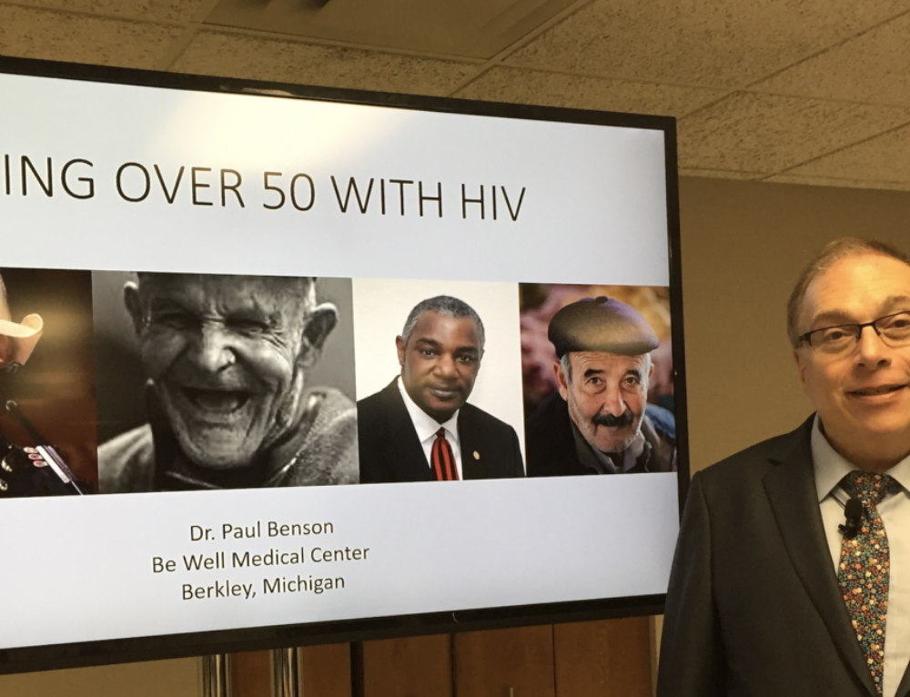 Aging With HIV Requires Vigilance and Hope