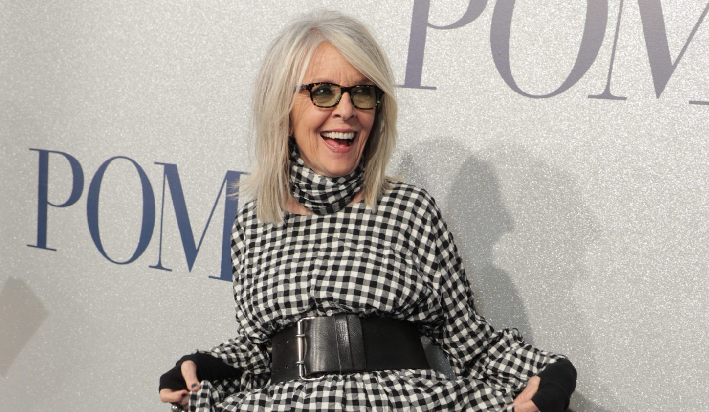 Diane Keaton Talks Gay Following She Never Knew She Had