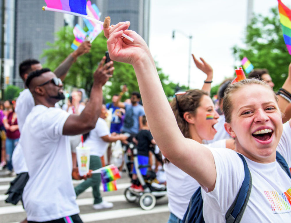 Rainbow Detroit: Motor City Pride 2019 Celebrates Stonewall 50 in Style