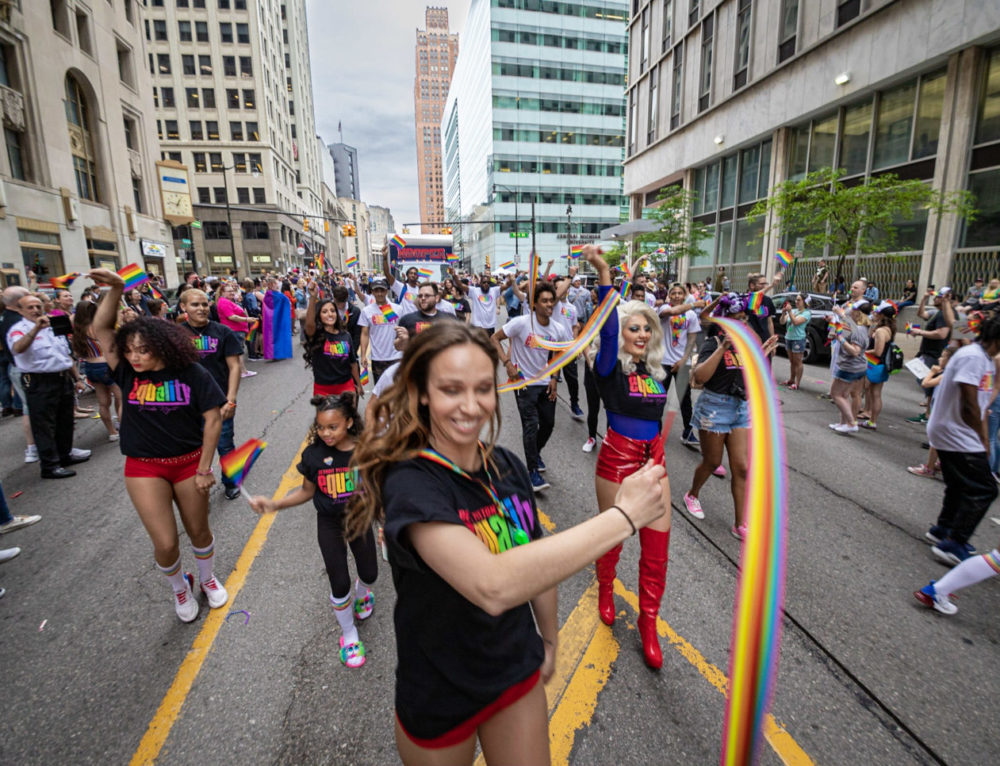 Motor City Pride 2019 Family Photo Gallery