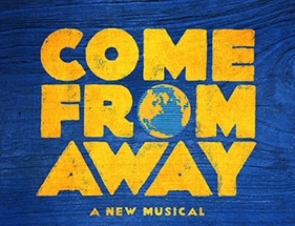 Come From Away @ The Fisher Theatre – OPENING NIGHT 10/1 – Win 2 Tickets!