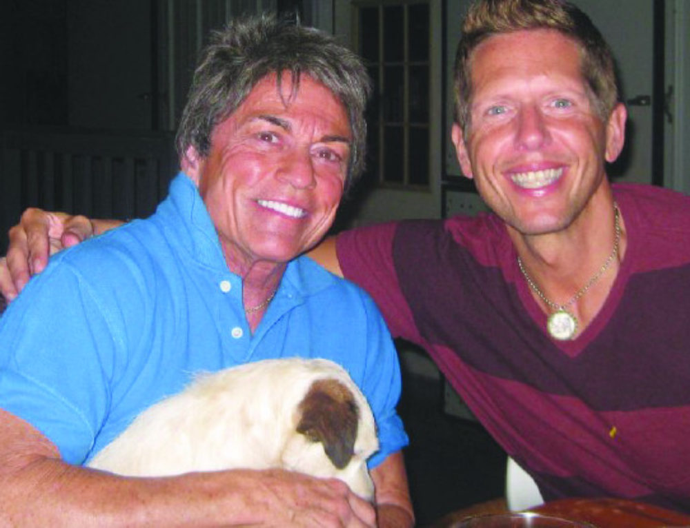 Activist, Author Rita Mae Brown in Conversation With Wade Rouse Sept. 5 in Saugatuck