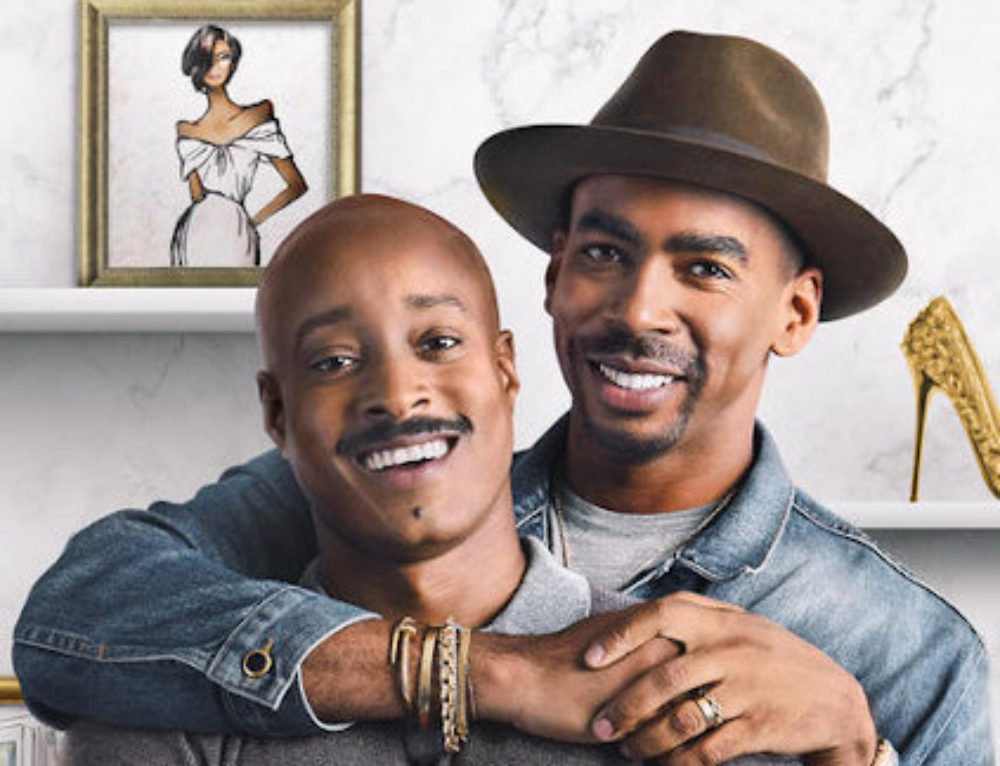 Netflix's 'Styling Hollywood' Features Successful Black, Gay Couple