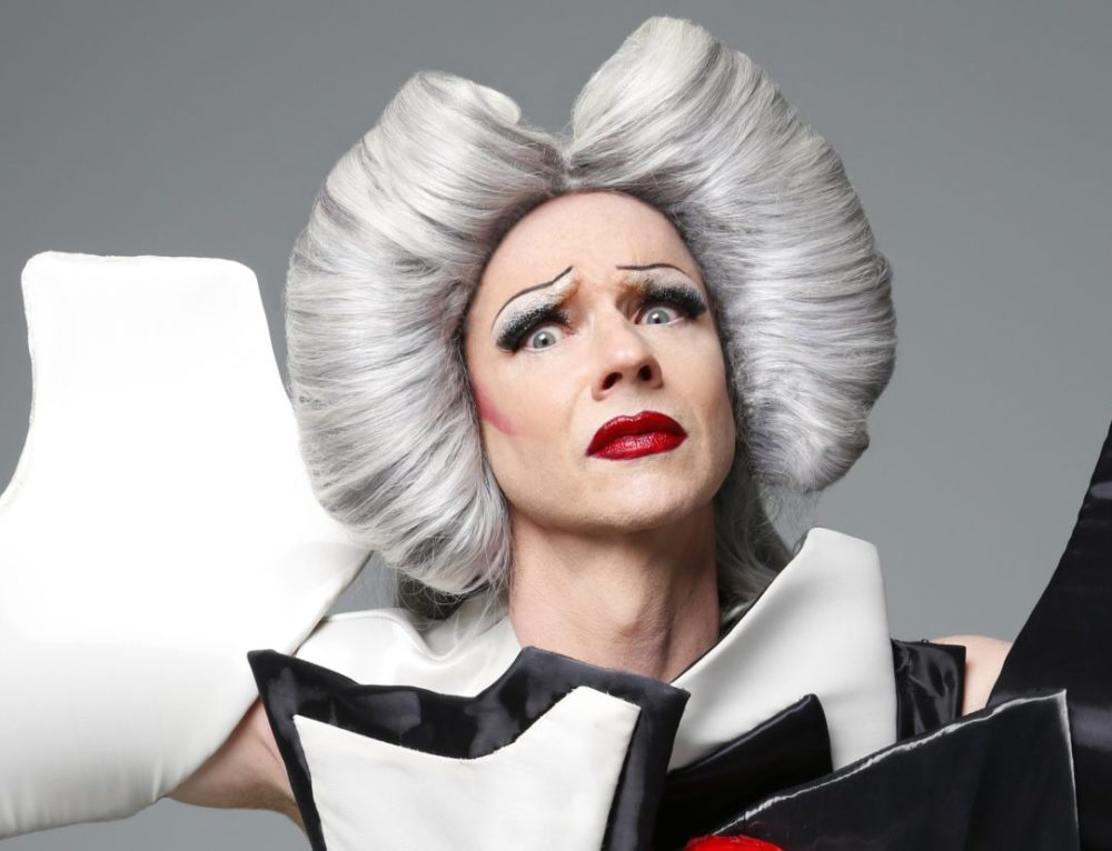 Love Him Little, Love Him Long: John Cameron Mitchell Heads to Ann Arbor With 'Hedwig' Stories, Songs