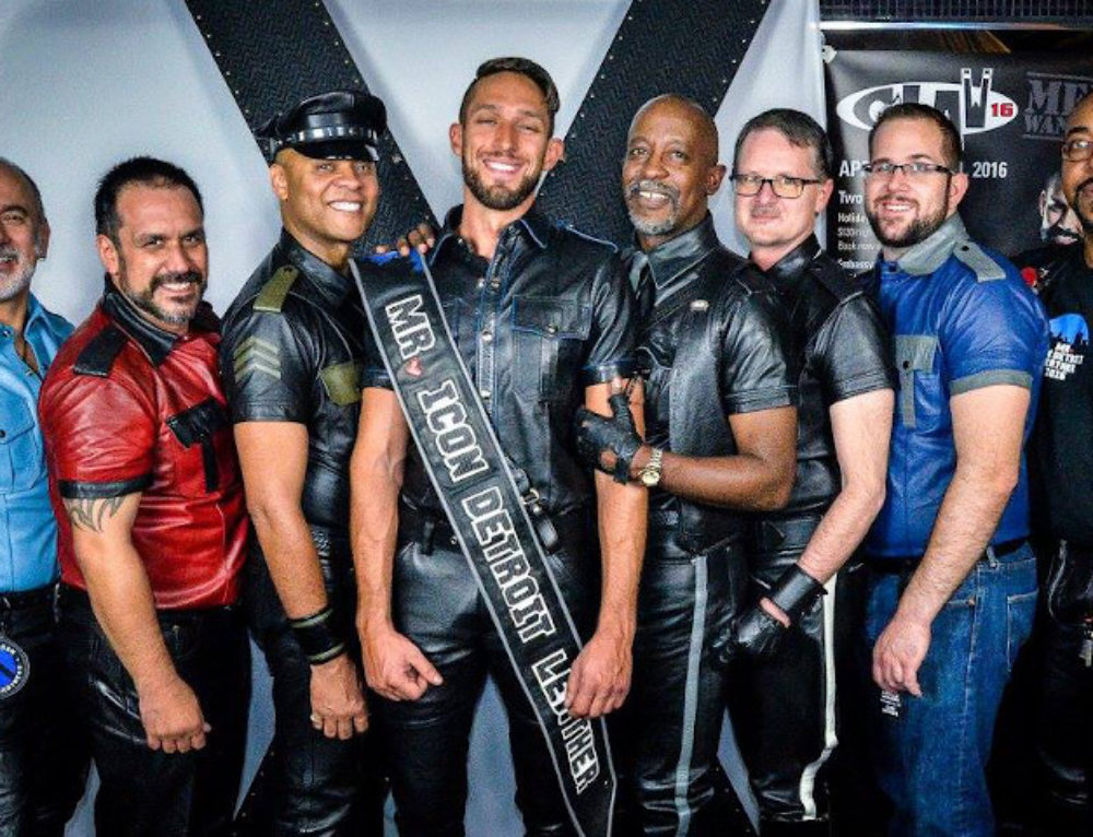 The ICON Detroit Leather Weekend Begins Oct. 18