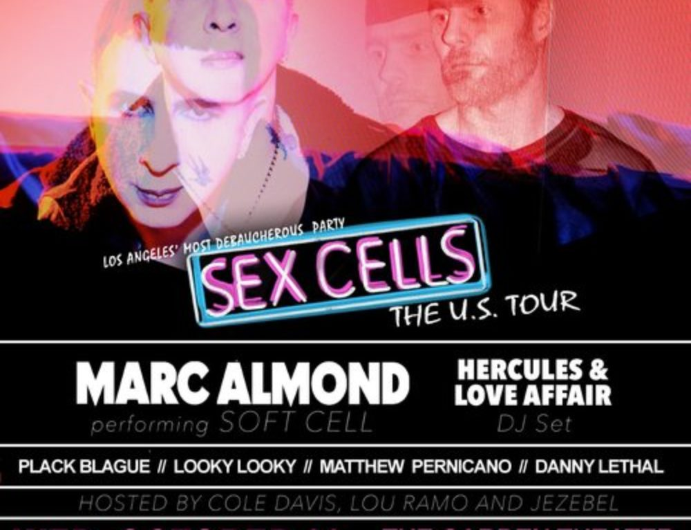 The Garden Theatre Presents: 'Sex Cells' The U.S. Tour – Enter to Win 2 Tickets