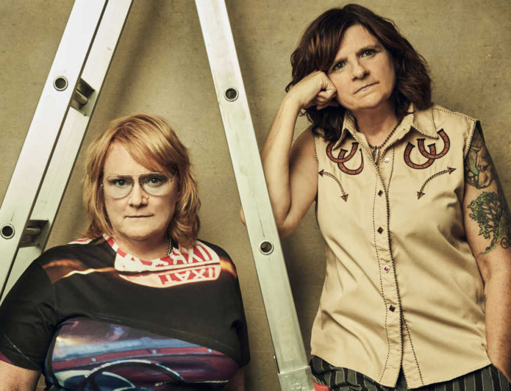 Q&A: Indigo Girls on Pandemic Life, Trump-Era Inequality & How Pride Can Help Heal Country's Divisions