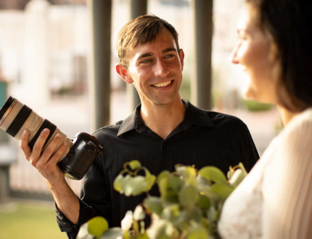 Wedding Photographer Files Federal Lawsuit Against Va. Nondiscrimination Law