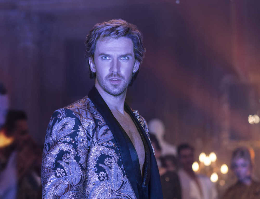 Crazy Sexy Time: 'Eurovision' Actor Dan Stevens On How He Out-Gayed Even His Gayest Role