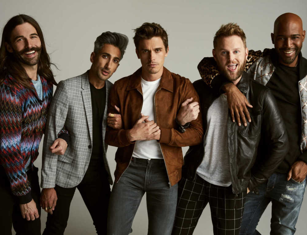 Walmart Teams up with 'Queer Eye' to Release Exclusive Home Furniture Line