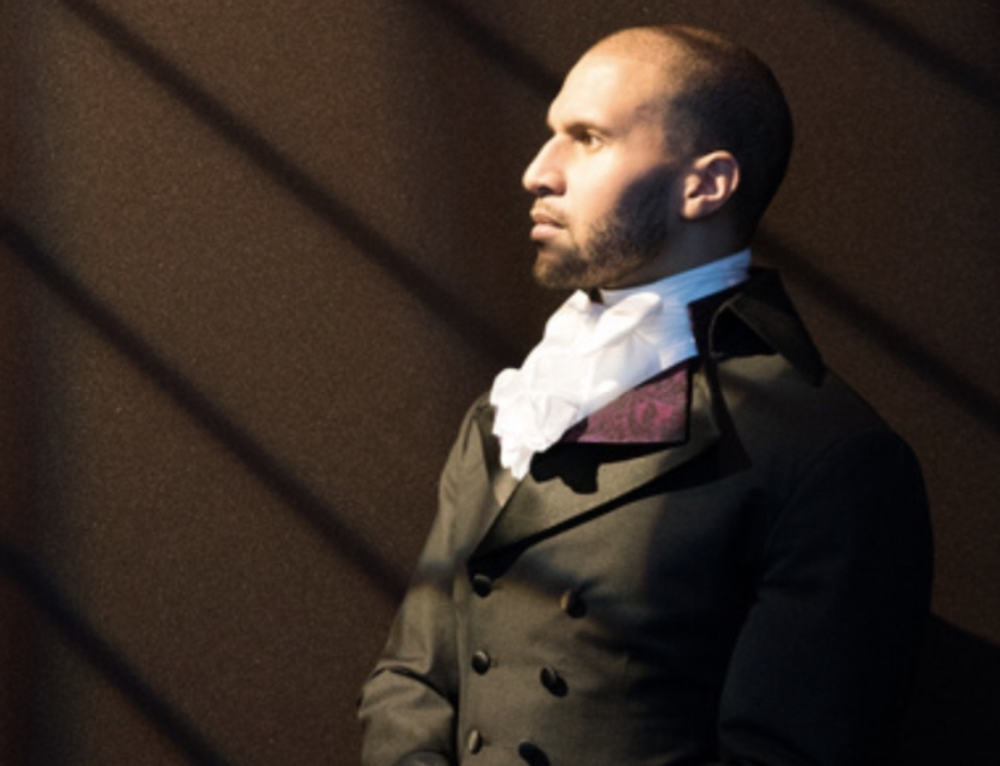 Michigan 'Hamilton' Star Sydney James Harcourt Talks Broadway and Loving his Home State