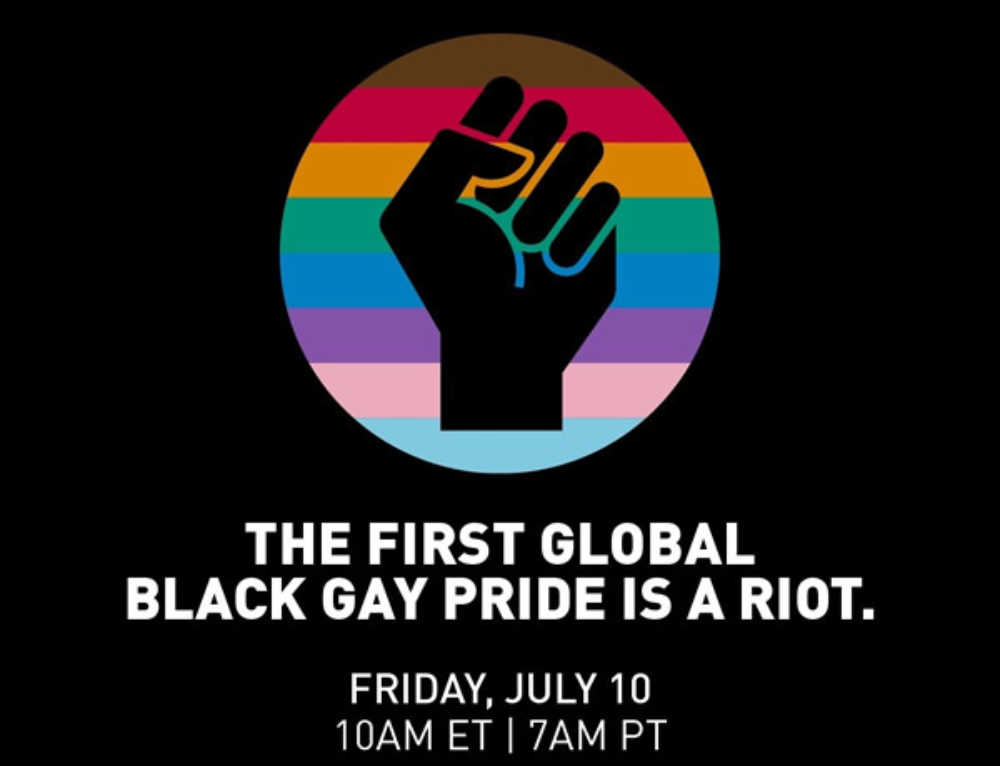 Activists Hold First-Ever Global Black Pride Event