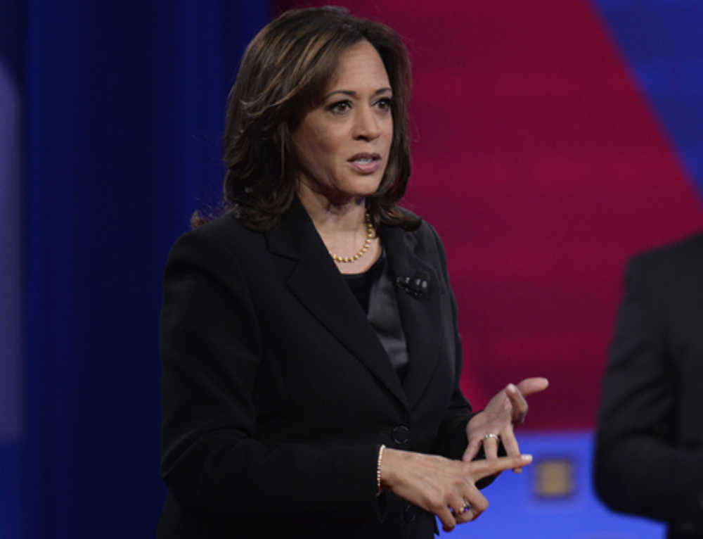 Harris as VP Pick Brings Diversity, LGBTQ Ally to Biden Ticket