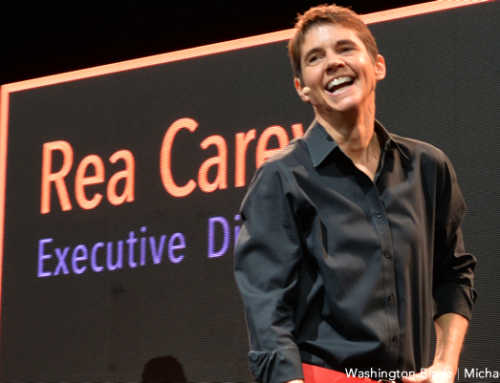 Rea Carey to Step Down as National LGBTQ Task Force Executive Director