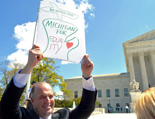 Rep. Dan Kildee's Call to Action: The US Senate Must Pass the Equality Act