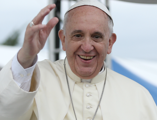 Pope Francis' Support of Civil Unions Makes LGBTQ Catholics 'Cautiously Optimistic'