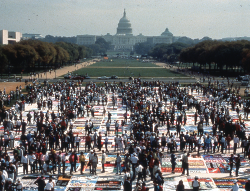 Panels from AIDS Memorial Quilt to Be Featured in all 50 States in Virtual Exhibition, Applications Welcome