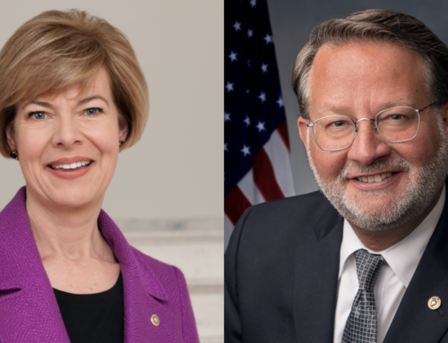 Sens. Gary Peters, Tammy Baldwin Join HRC in Pre-Election Equality Voter Push