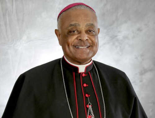 Pope Francis Names D.C. Archbishop as Cardinal