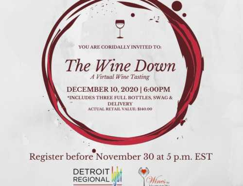 Detroit LGBTQ Chamber of Commerce to Hold Dec. 10 Virtual Wine Tasting