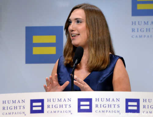 Sarah McBride Elected Highest-Ranking out Trans Legislator in U.S.
