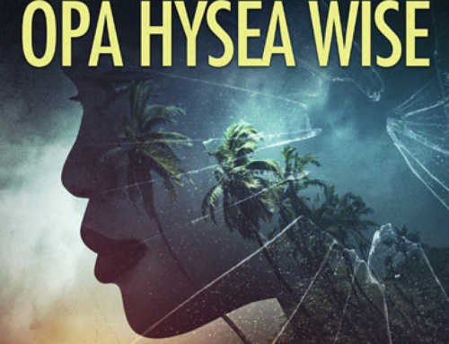 Lesbian Author Opa Hysea Wise Releases Self-Help Mystery Novel