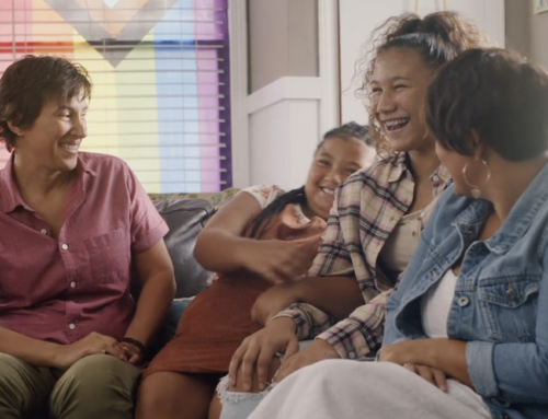 Pantene Launches LGBTQ Ad Campaign in Honor of National Adoption Month